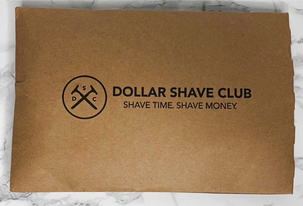 Dollar Shave Club Review - Unboxing