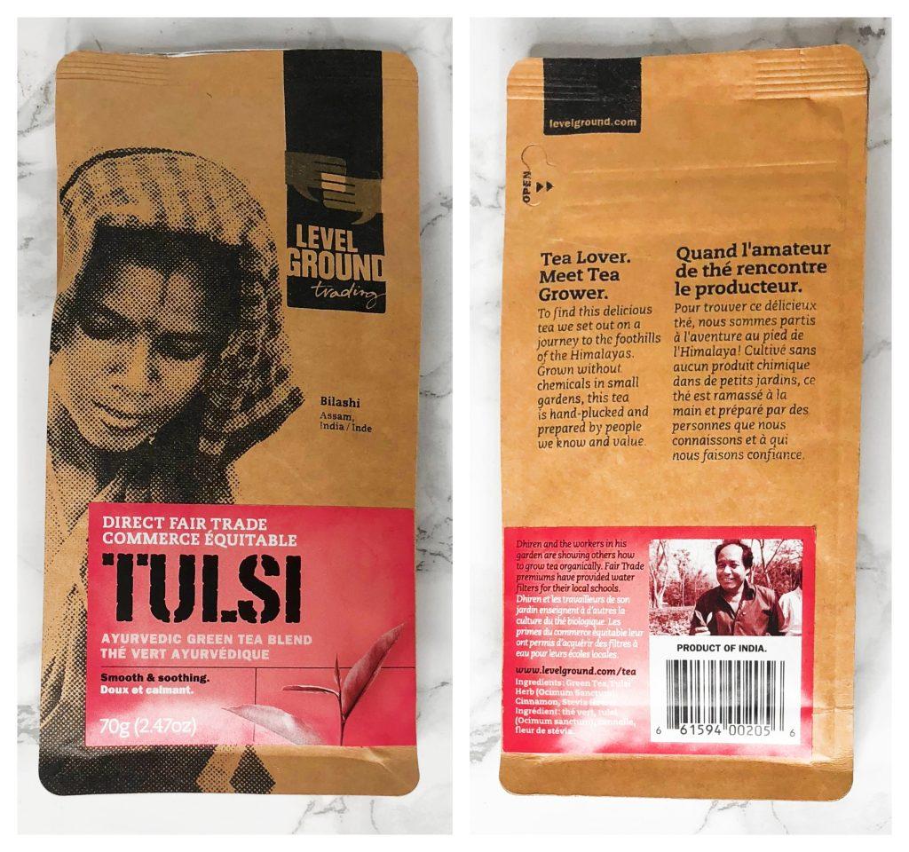 GlobeIn Review - Tulsi Tea