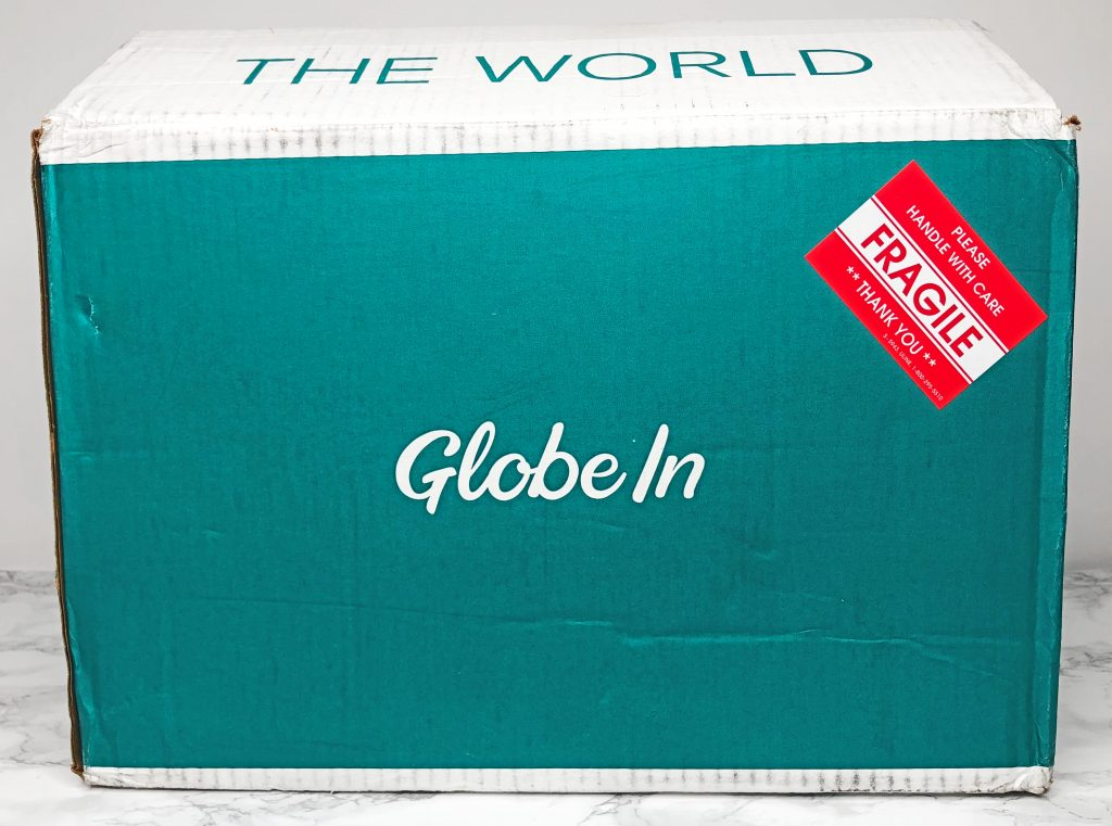 GlobeIn Review - Unboxing