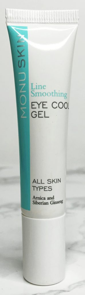 Glossybox Review - Monu Skin Eye Cool Gel