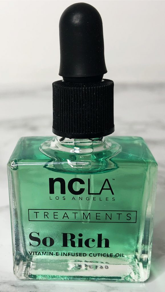 Glossybox Review - NCLA Cuticle Oil Review