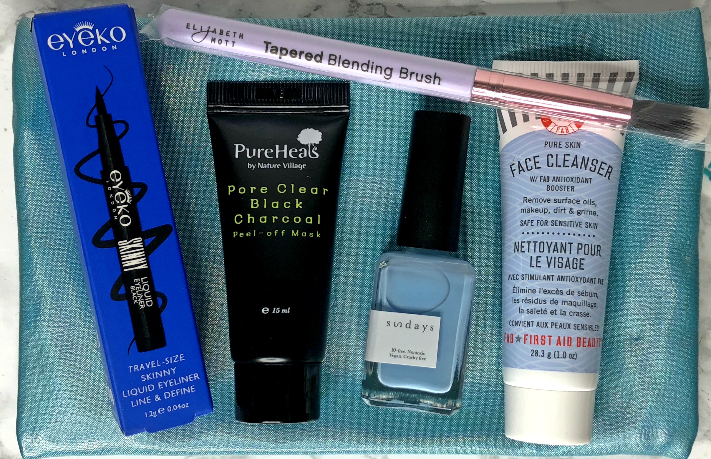 Ipsy Review - July Products