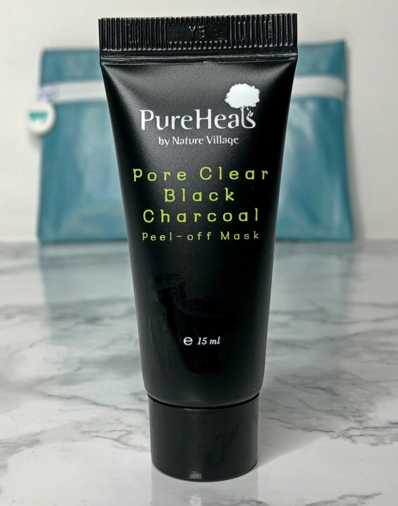 Ipsy Review - Peel-Off Charcoal Mask