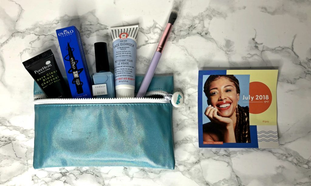 Ipsy Review - Unboxing