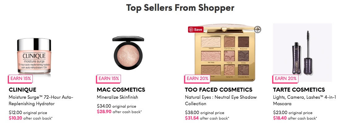 Ipsy Review - Ipsy Shopper Cash Back Deals