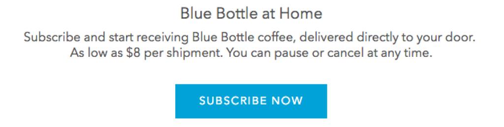 Bean Box Review - Blue Bottle Subscription