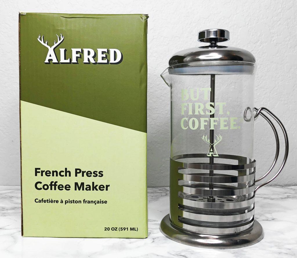FabFitFun Reviews - Alfred French Press Coffee Maker