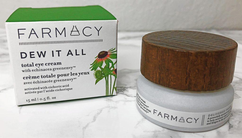 FabFitFun Reviews - Farmacy Dew It All Eye Cream