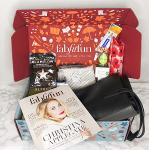 FabFitFun Reviews - Unboxing