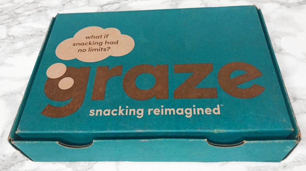 Graze Review - August Unboxing