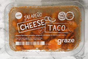 Graze Reviews - Jalapeno Cheese Taco Review