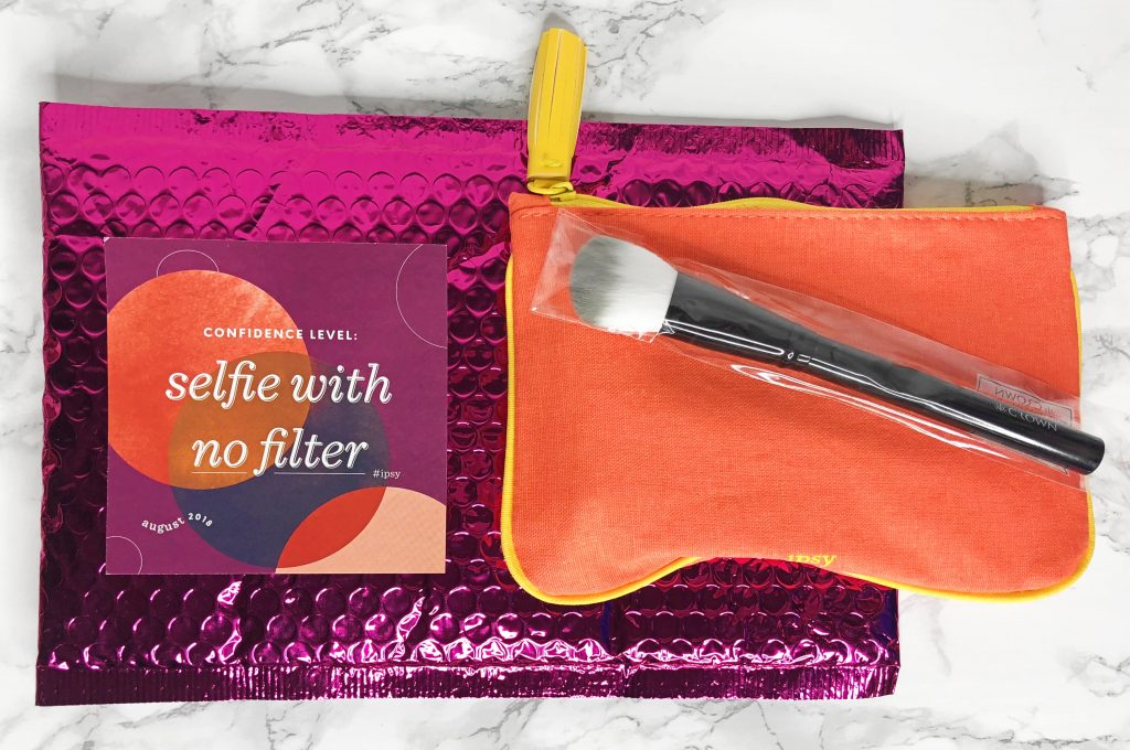 Ipsy Review - August 2018 Products