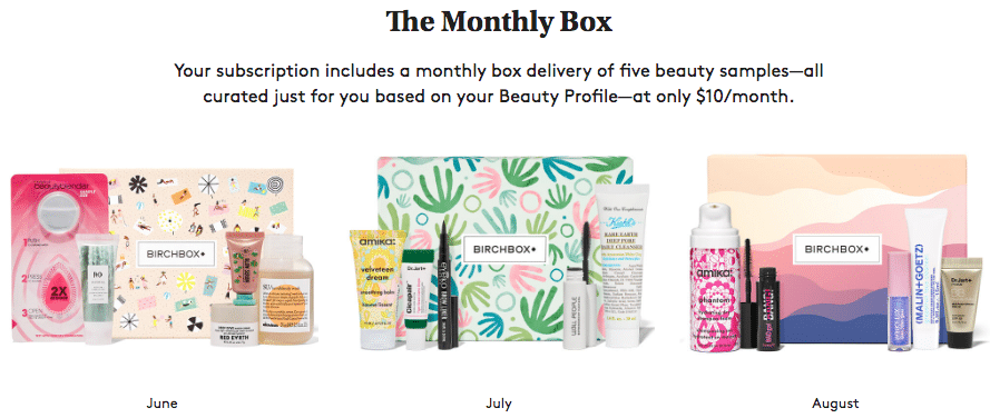 Glossybox Reviews - Glossybox vs. Birchbox