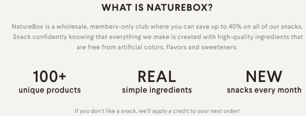 Naturebox Review - How It Works