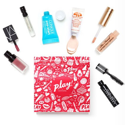 Cheap Subscription Boxes - Play By Sephora