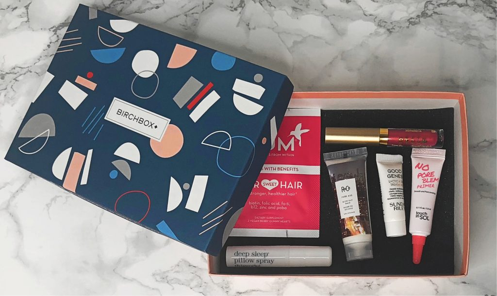 Birchbox Review - September 2018