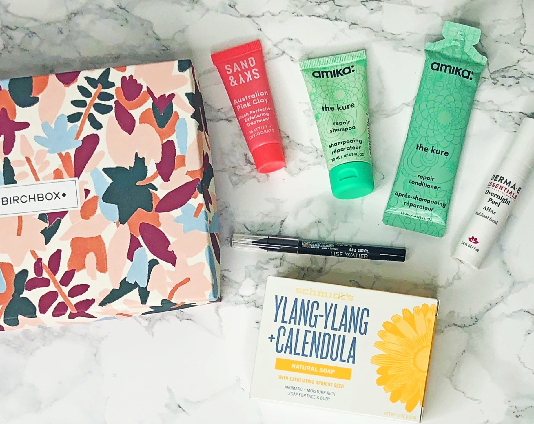 Birchbox Reviews - October 2018