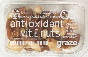 Graze Review - Antioxidant Vit. E Nuts