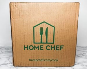 Home Chef Reviews - Unboxing