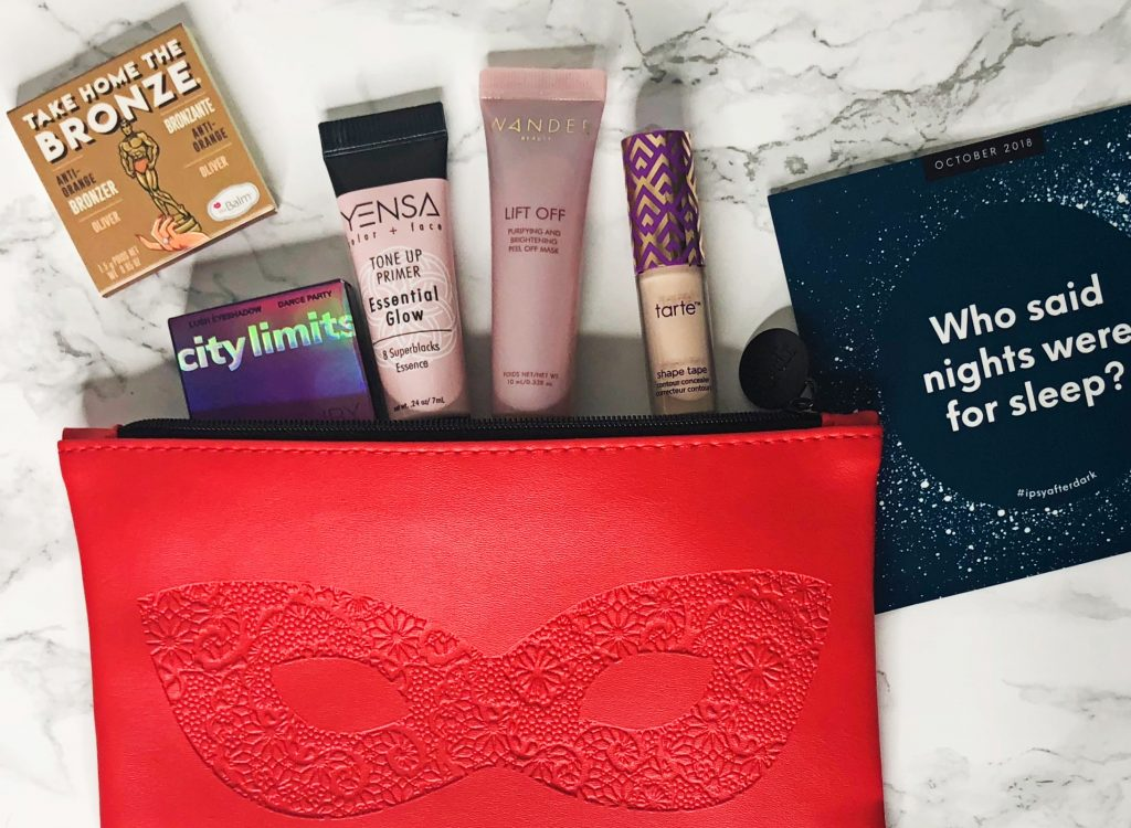 Ipsy Reviews - 2018 Glam Bag