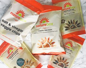 Naturebox Reviews - Snacks
