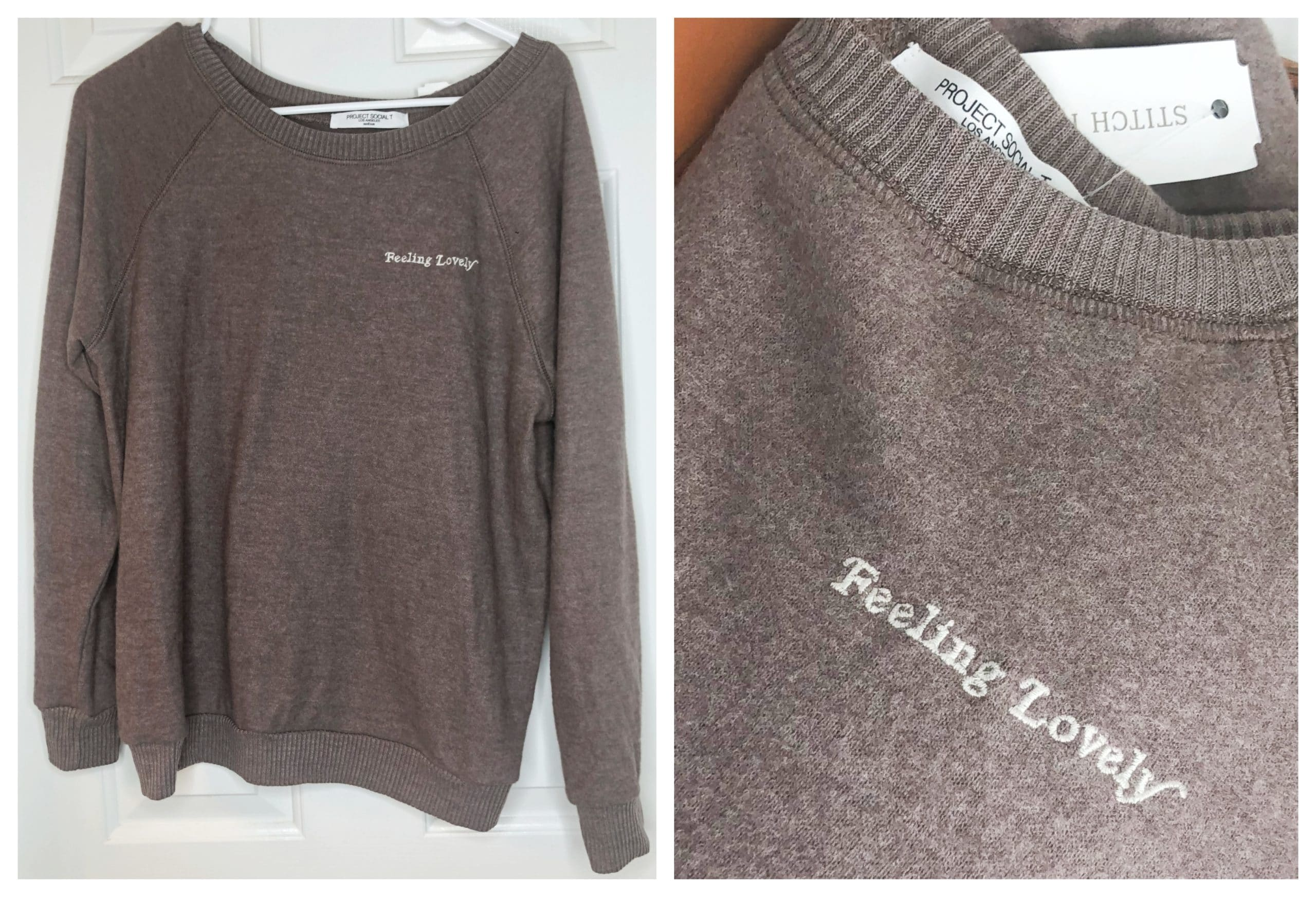 Stitch Fix Reviews - Feeling Lovely Sweater