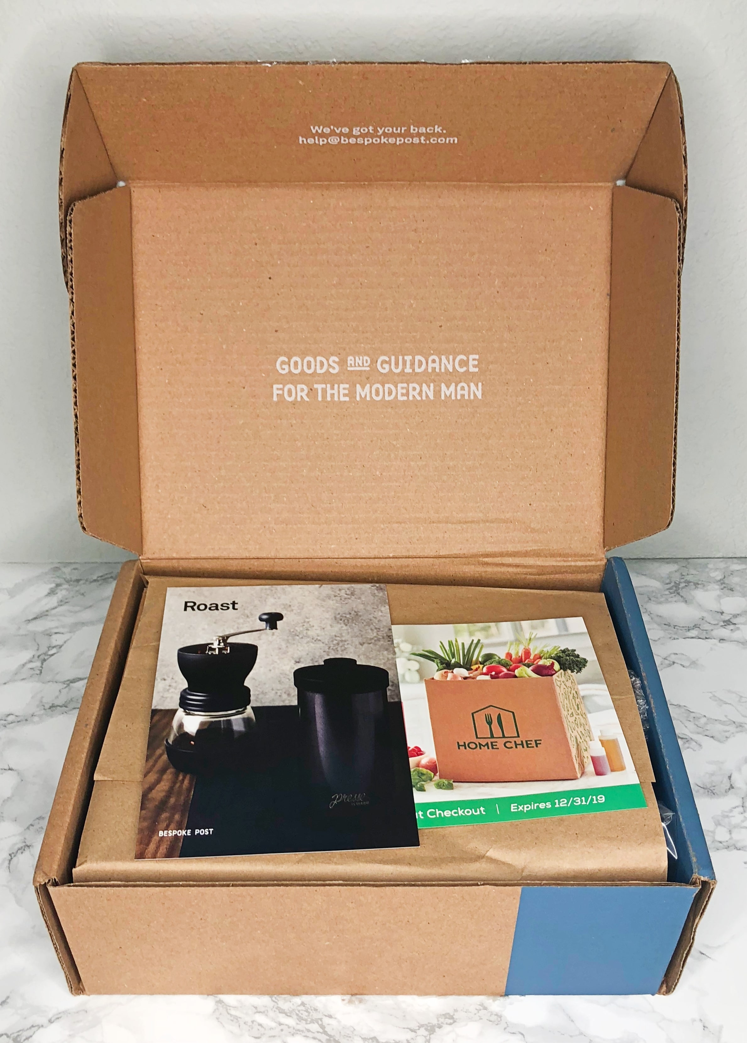 3e0865c61c0 Bespoke Post Roast Review   Unboxing – Subscriptionly