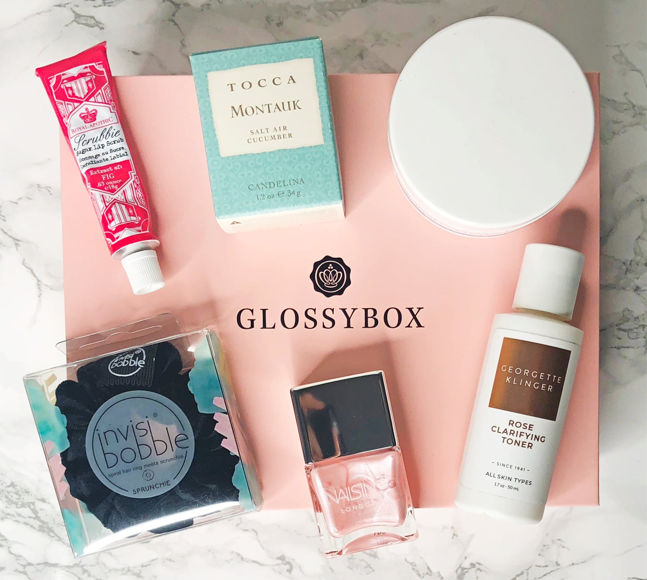 Glossybox Review - Unboxing