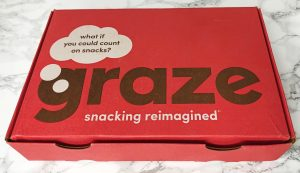 Graze Reviews Unboxing 2018