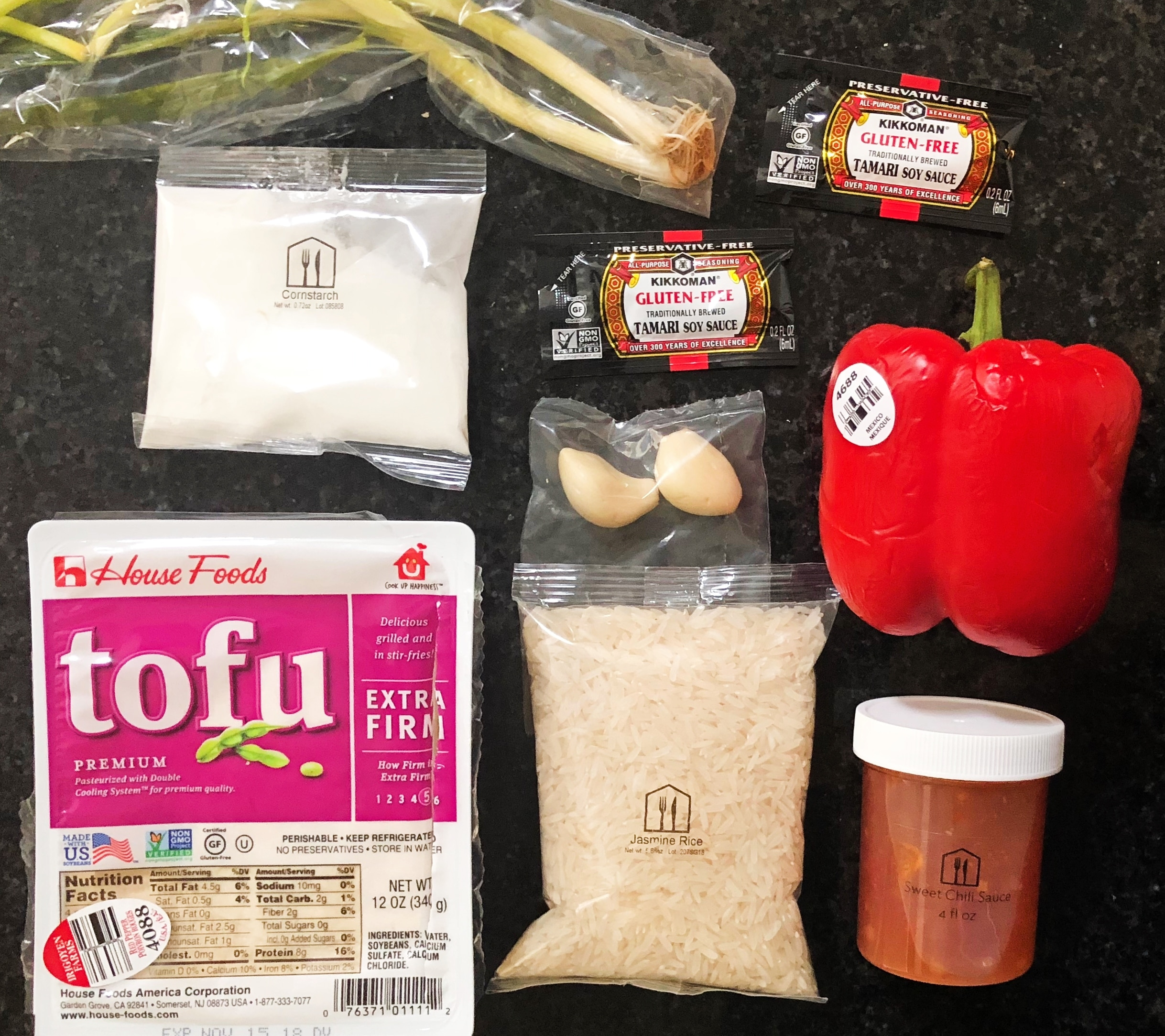 Home Chef Reviews - Ingredients