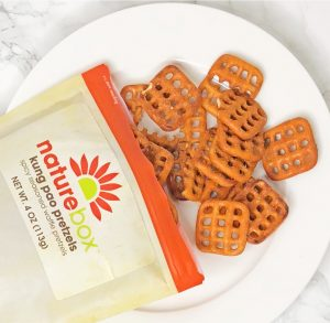 Naturebox Reviews - Kung Pao Pretzels