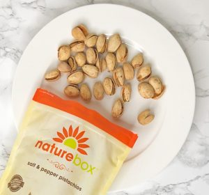 Naturebox Reviews - Pistachios