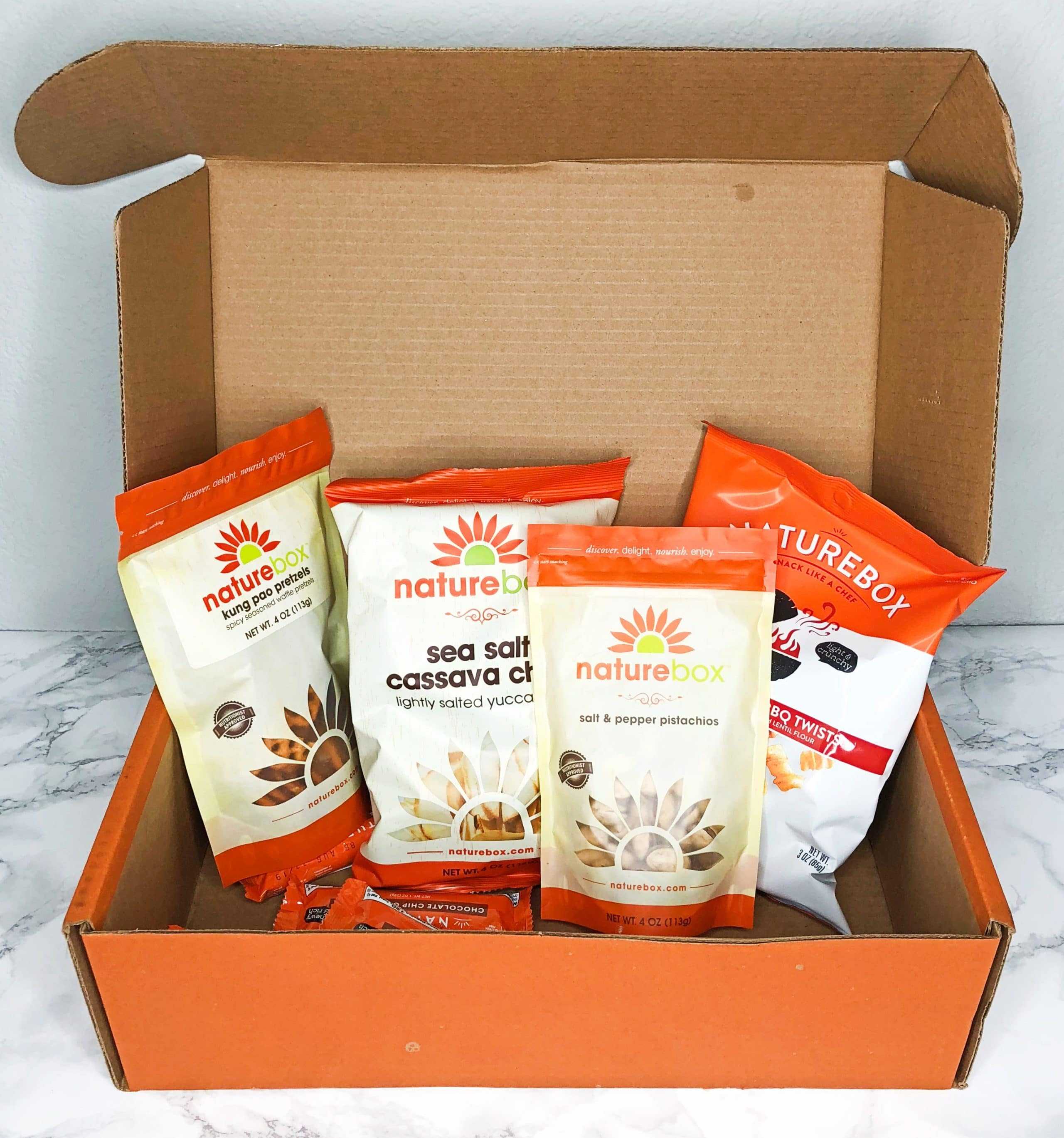 Naturebox Reviews - Unboxing