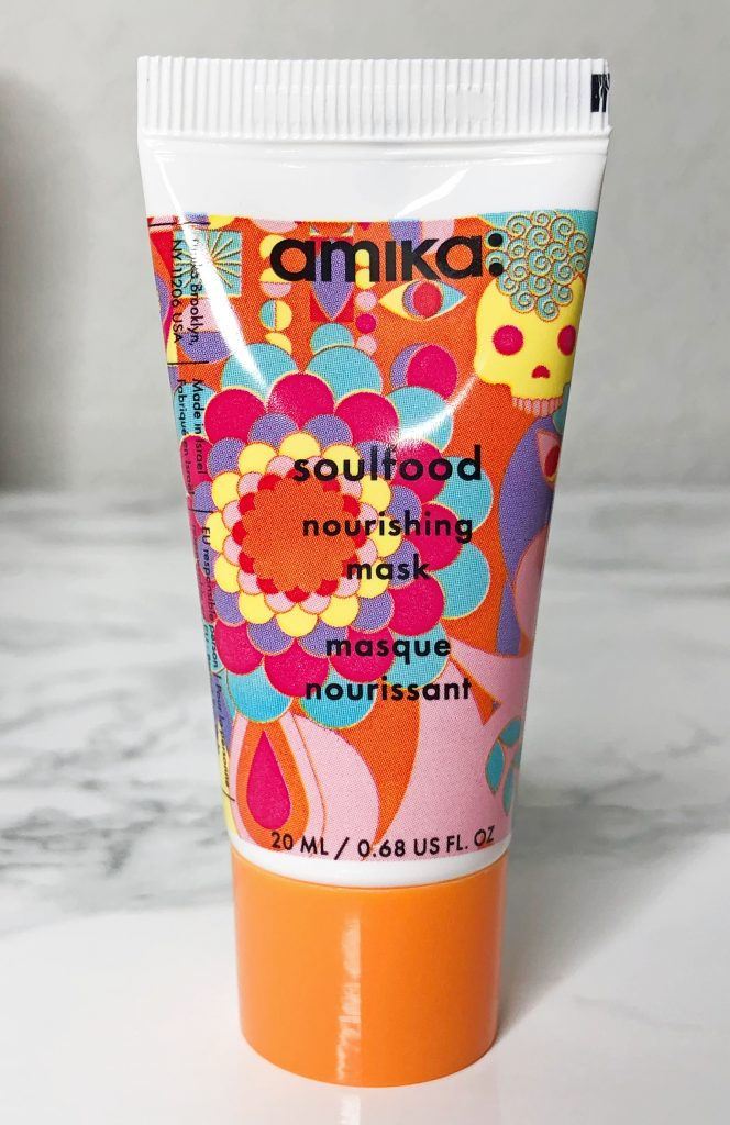 Birchbox Reviews - Amika Soulfood Nourishing Mask