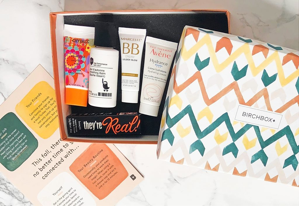 Birchbox Reviews - Unboxing