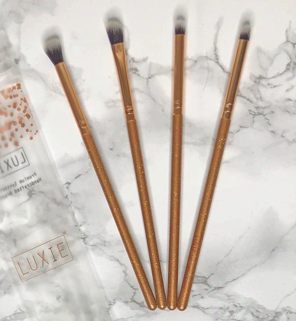 Boxycharm Luxie Brushes