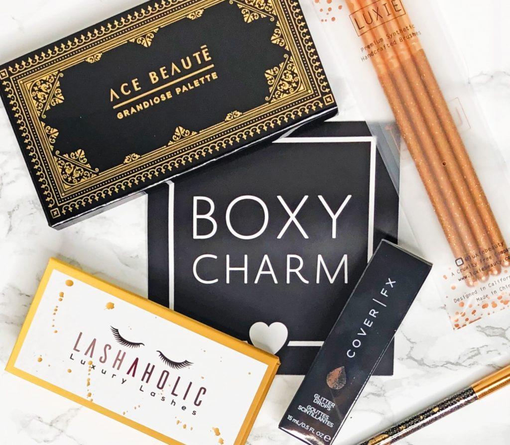 Boxycharm November 2018