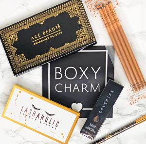 Boxycharm November 2018