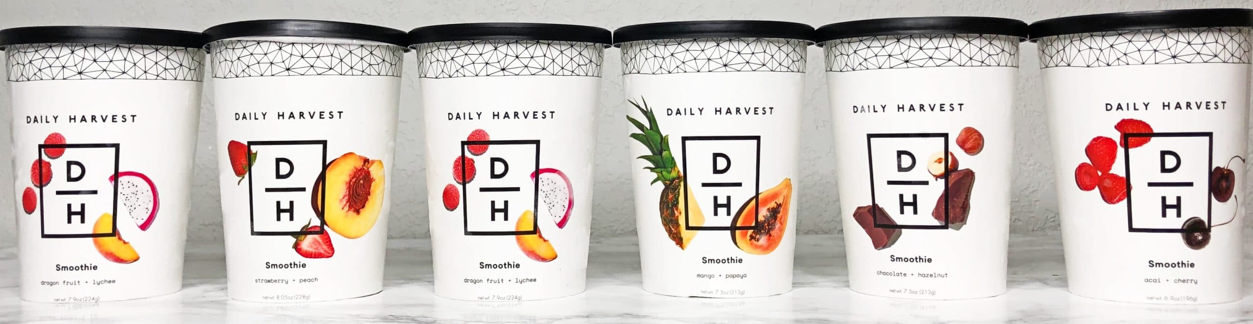 Daily Harvest Reviews - Smoothies
