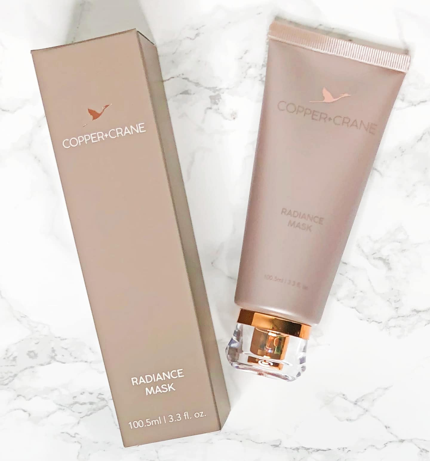 Glossybox Copper Crane Radiance Mask