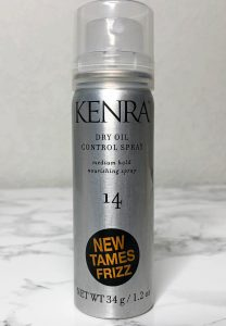 Glossybox Kenra Dry Oil Spray