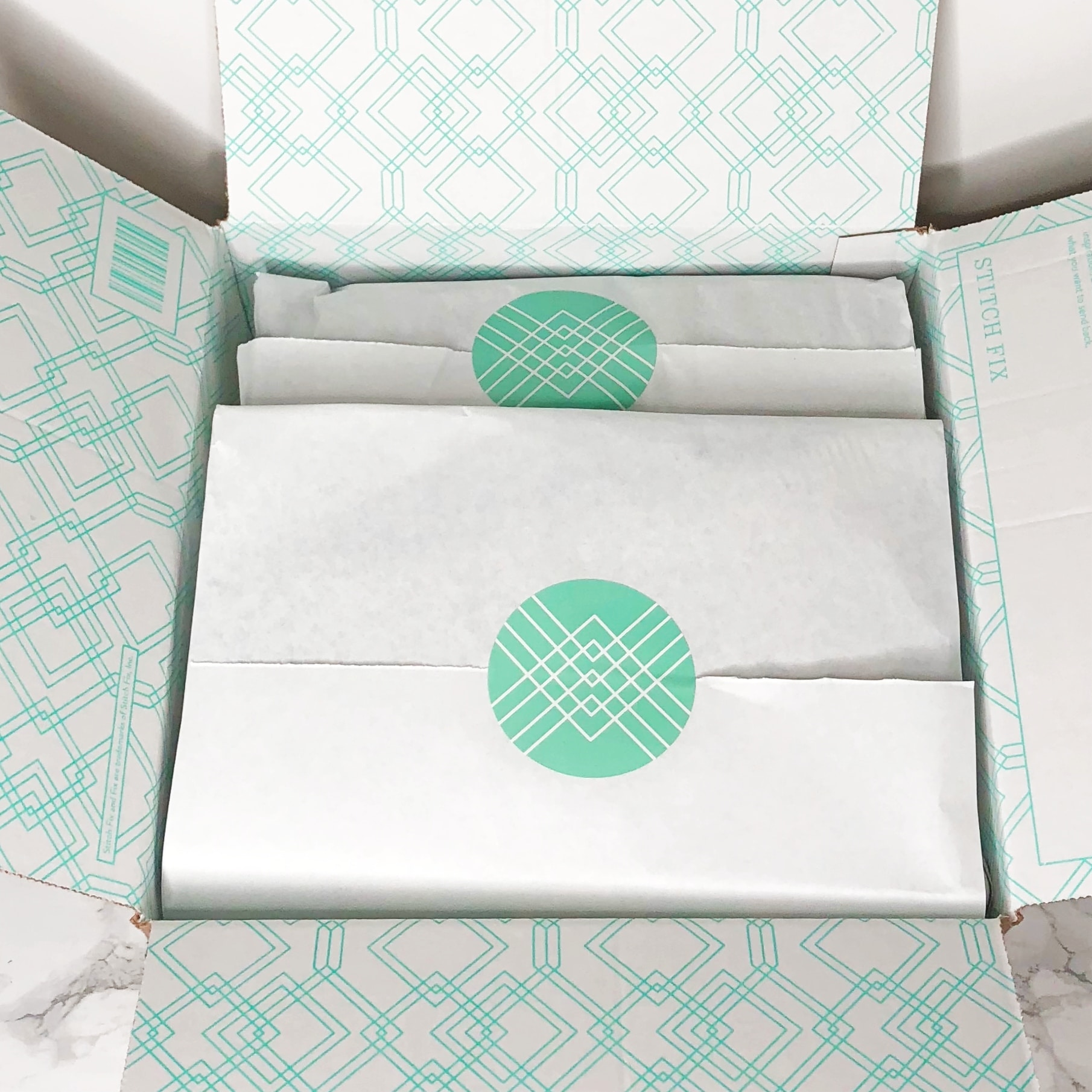 Stitch Fix Reviews - Unboxing