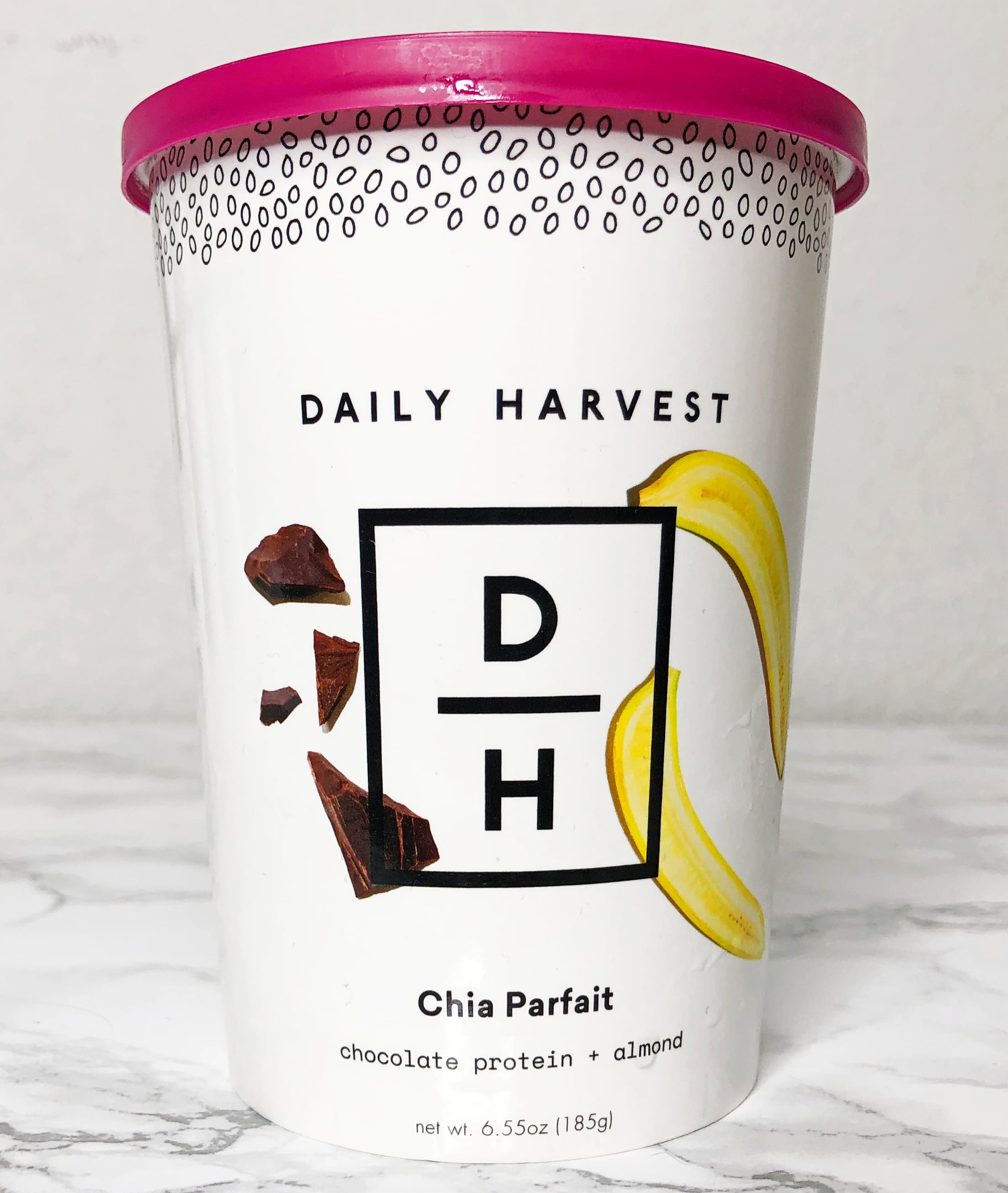 Daily Harvest Reviews - Chia Parfait