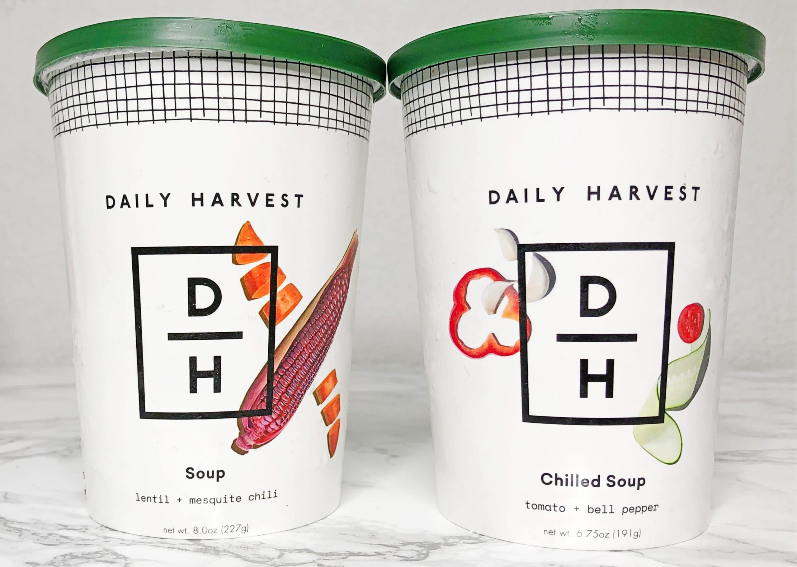 Daily Harvest Reviews - Soup