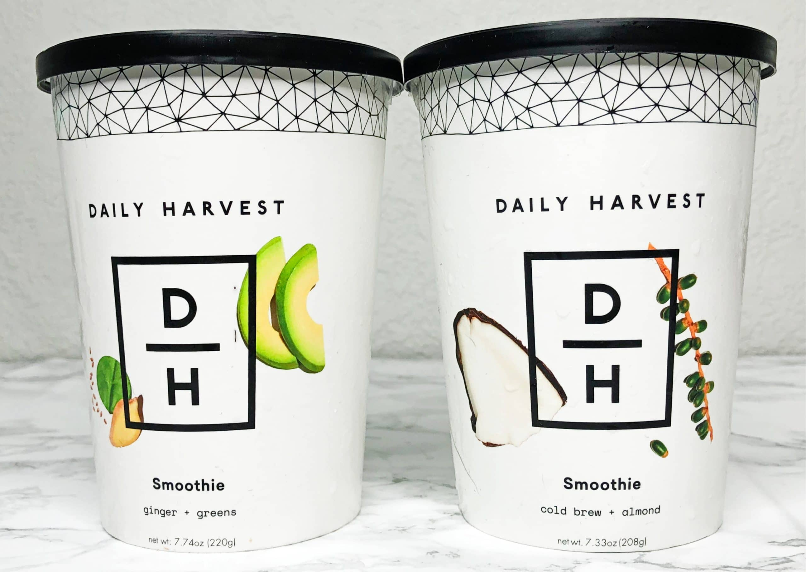 Daily Harvest Smoothies