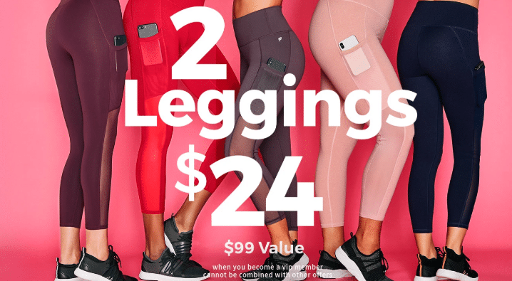Fabletics New Member Deals