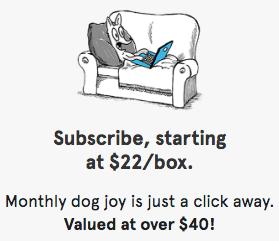 BarkBox Reviews - Pricing