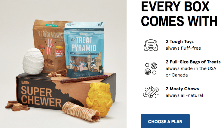 BarkBox Reviews Super Chewer