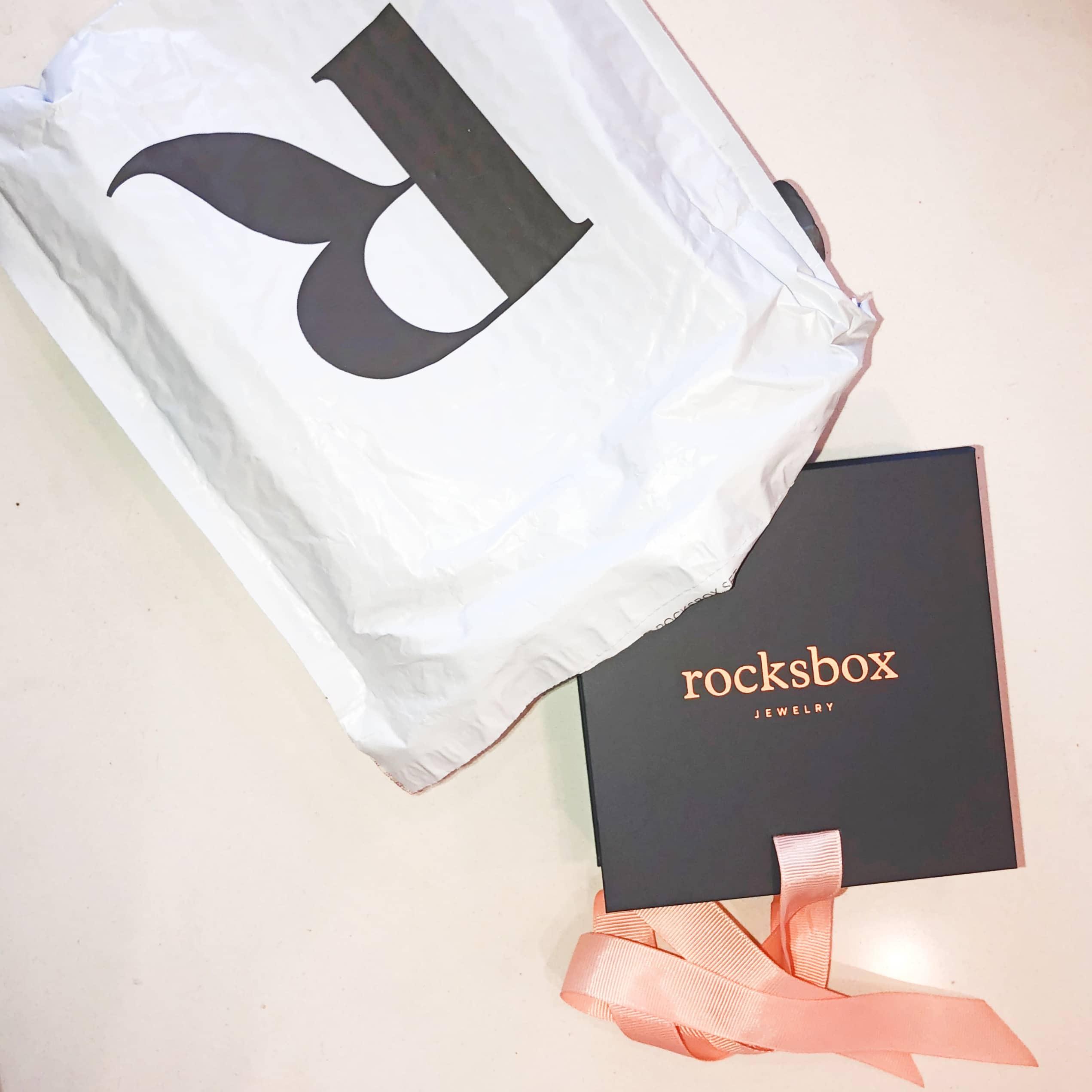 Rocksbox Unboxing