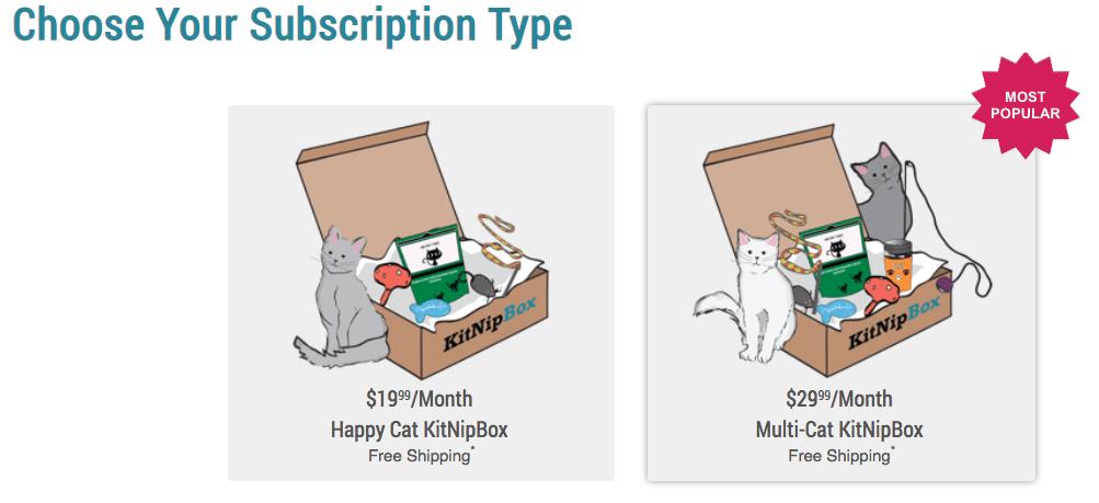 KitNipBox Reviews Cost
